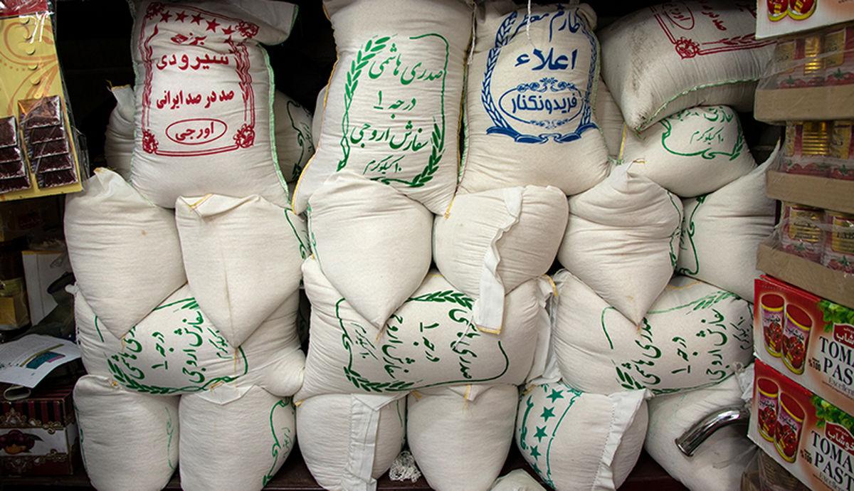 مسیر پر دستانداز ورود برنج ایرانی به بورس کالا