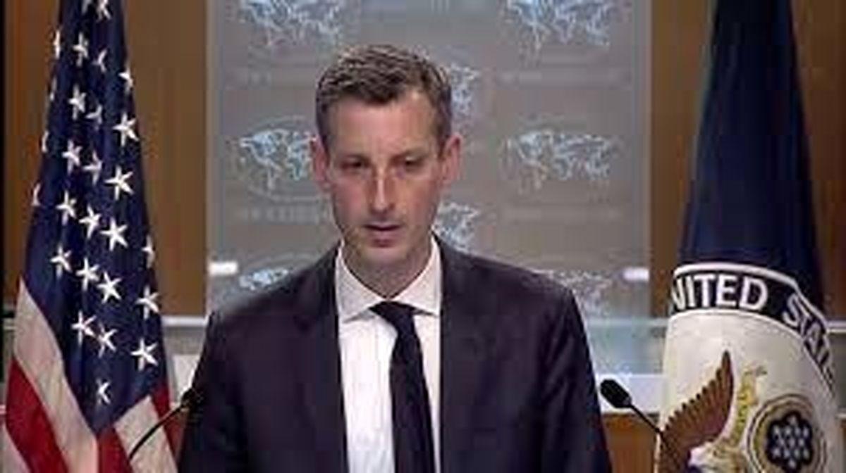 سخنگوی وزارت خارجه آمریکا: هنوز به نقطه ترک مذاکرات وین نرسیدهایم