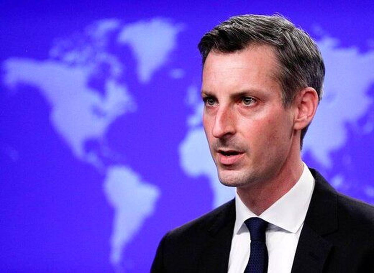 سخنگوی وزارت خارجه آمریکا: از ایران میخواهیم به مذاکرات برگردد