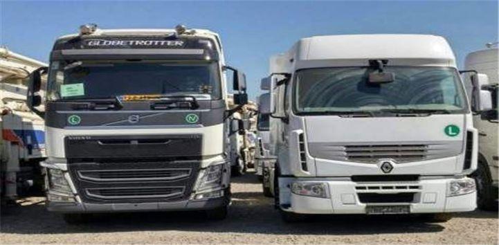 ۶ هزار کامیون، گروگان در گمرک!