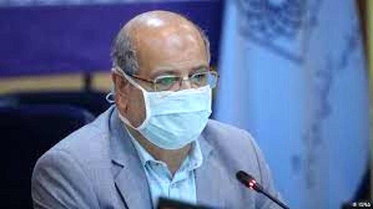 زالی: تعداد مراکز واکسیناسیون کرونا در تهران به عدد بسیار قابل توجهی رسید