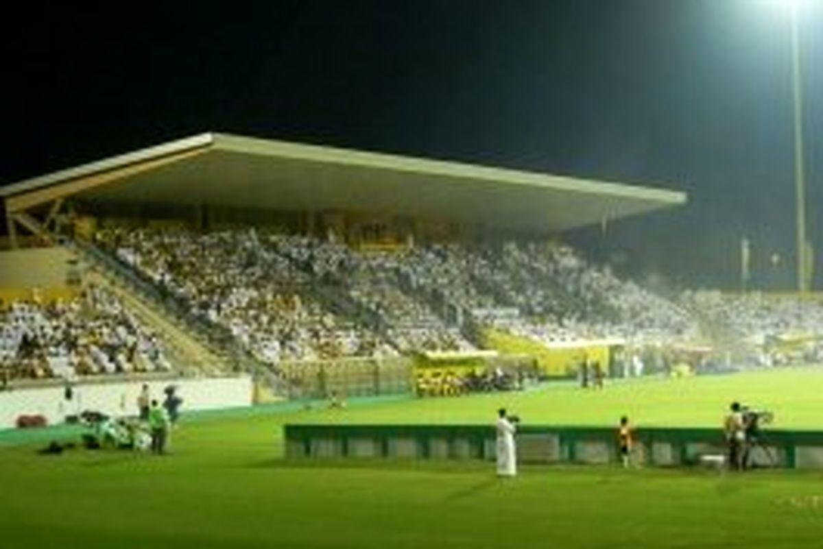 بازی امارات - ایران با حضور ۸۰۰۰ تماشاگر برگزار خواهد شد
