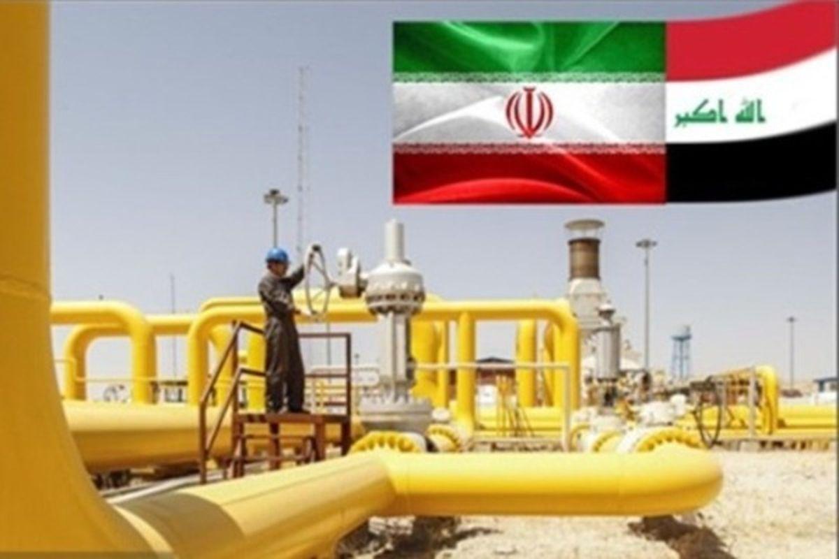 آمادگی ایران برای تمدید قرارداد صادرات گاز به عراق