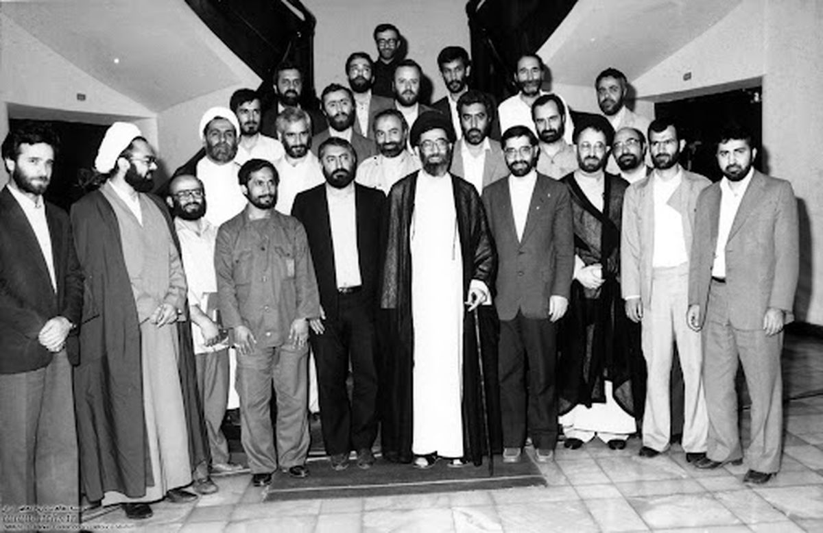 آخرین عکسهای یادگاری دولتهای جمهوری اسلامی