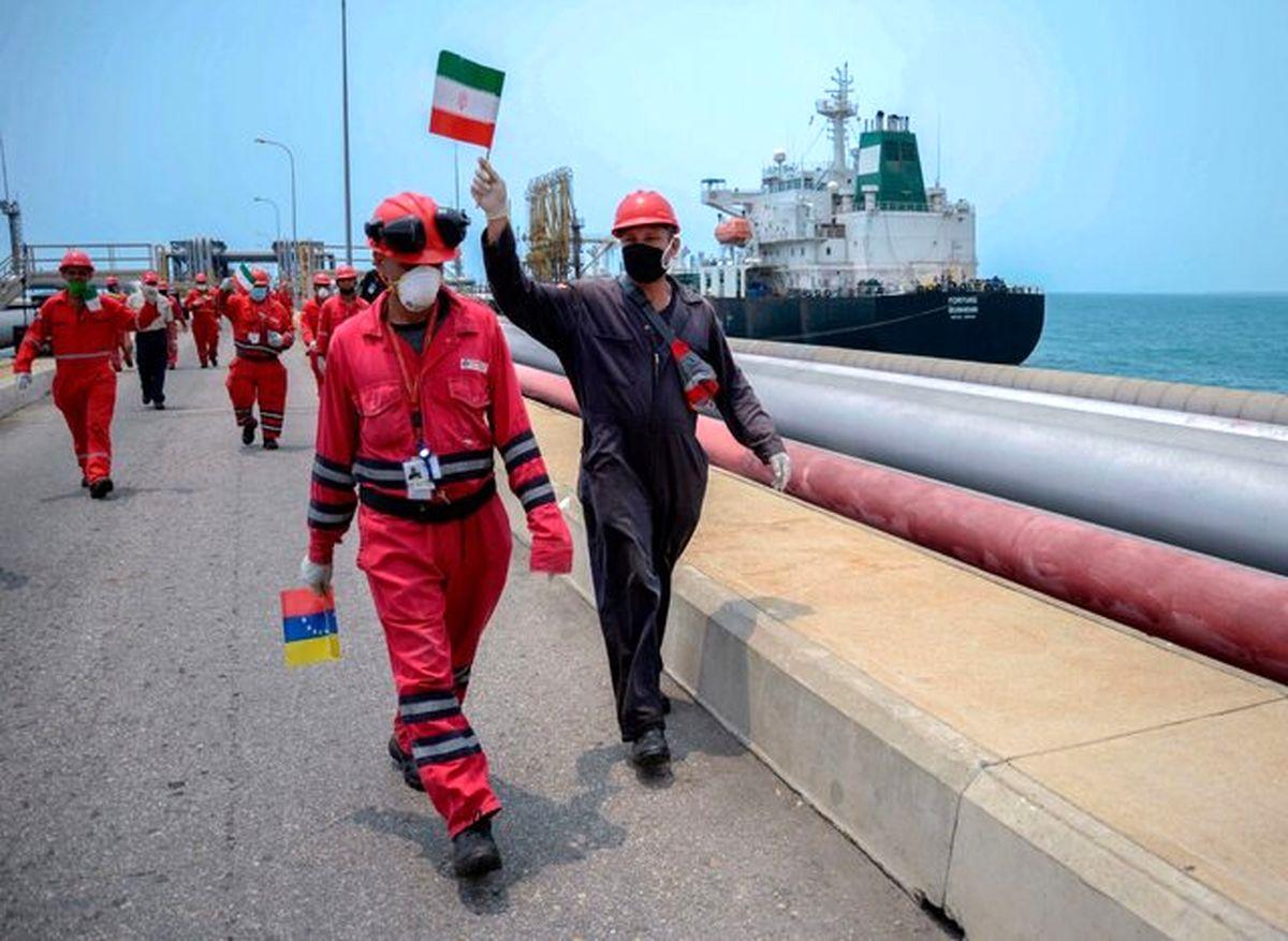 رویترز: توافق سواپ نفت میان ایران و ونزوئلا