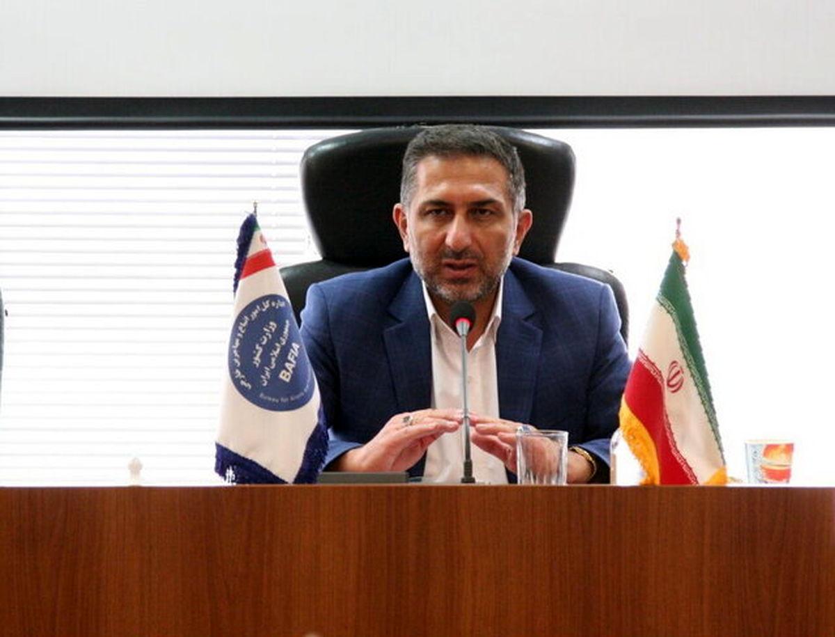 ایران دیگر امکانی برای پذیرش جمعیت بیجاشدگان و آوارگان ندارد