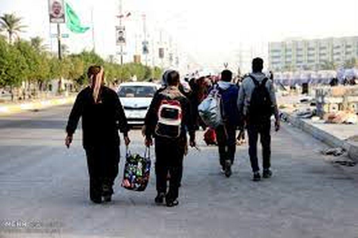 فرماندار مهران: ۱۹هزار زائر اربعین از طریق مرز مهران وارد کشور شدند