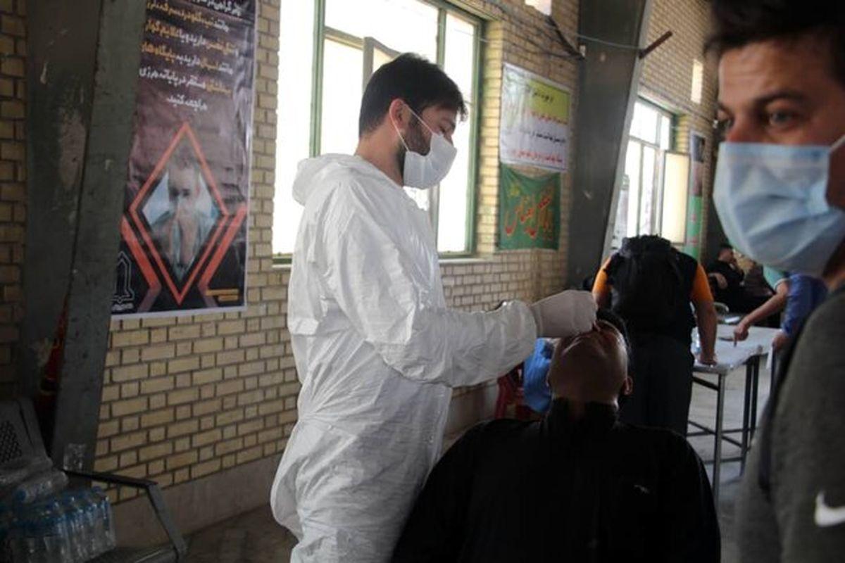 ۲۰ مورد مشکوکِ کرونا در زوار ایرانی در عراق شناسایی شد
