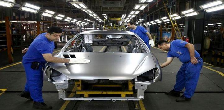 خودروسازان در انجماد تولید