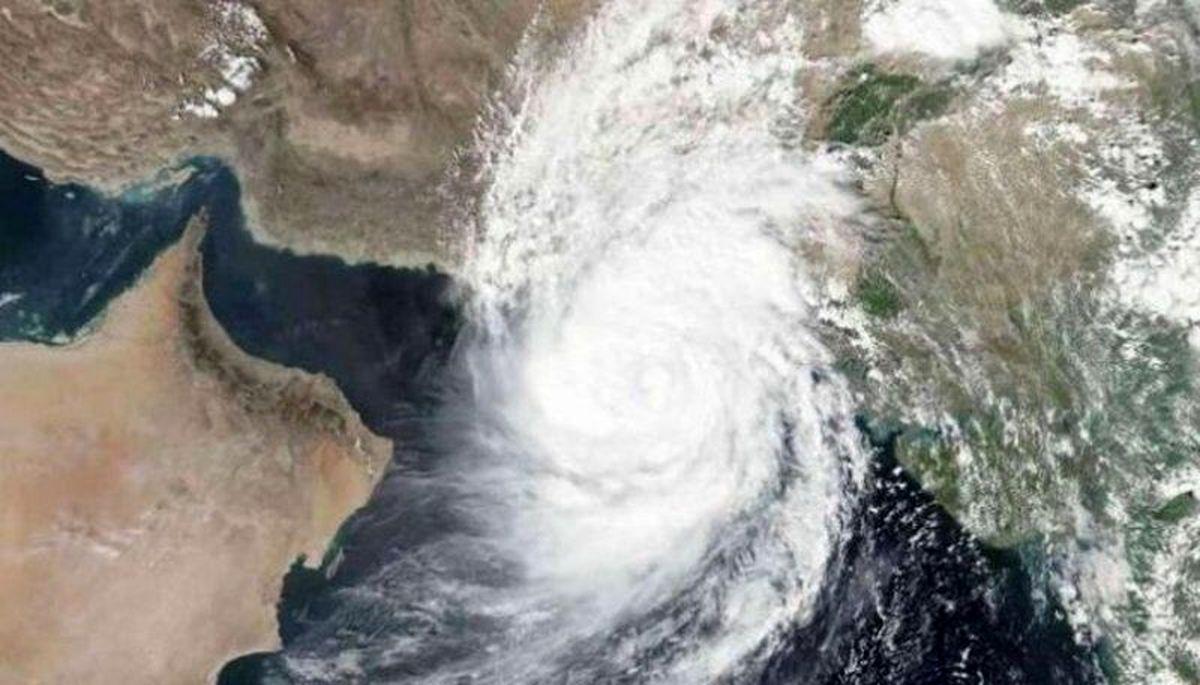 طوفان حارهای ۱۵ میلیارد ریال خسارت زد