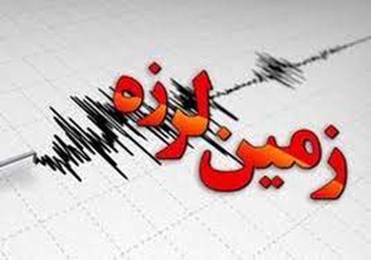 زلزله شدید در استان چهارمحال و بختیاری