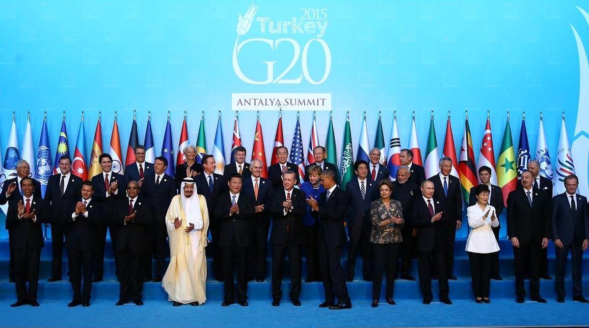 توافق رهبران گروه ۲۰ برای ارسال کمکهای انسانی به افغانستان