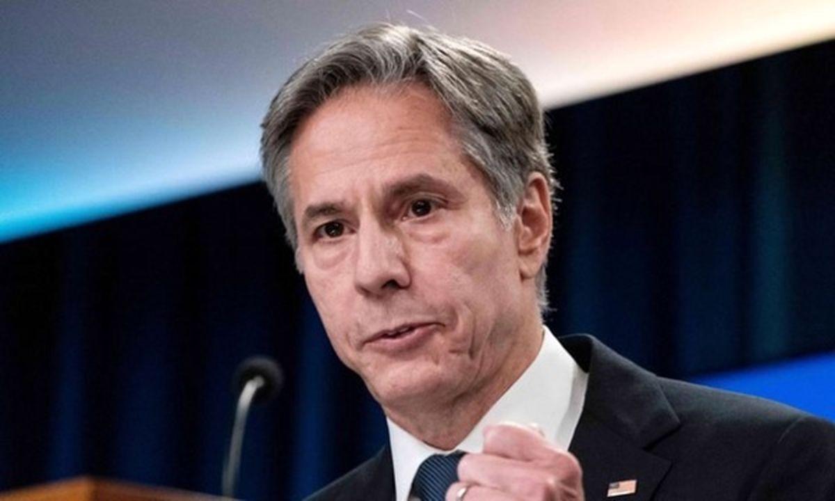 آنتونی بلینکن: سفارت آمریکا در کابل به دوحه منتقل شد